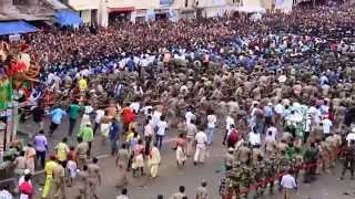 Chariot Festival  - 2015, Jagannath -  Ratha Yatra -  Puri , India