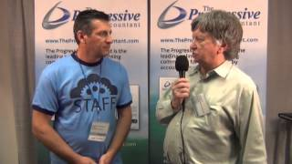 The Progressive Accounant Interview with Intuit at the 2013 NY Acct Show