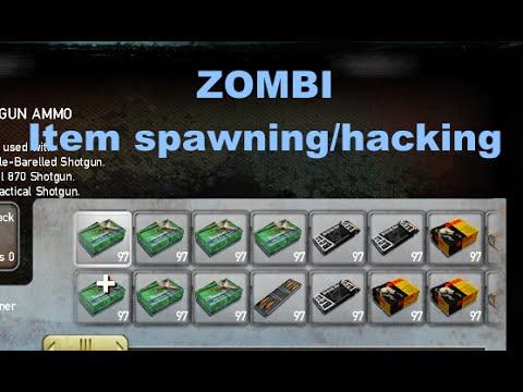 Zombi game PC CHEATS - ITEM HACK using Cheat Engine