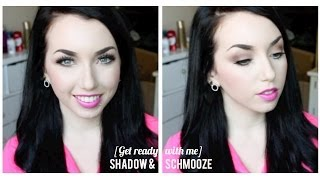 {GRWM} New NYX Honey Dew Me Up & Smashbox Full Exposure Palette!