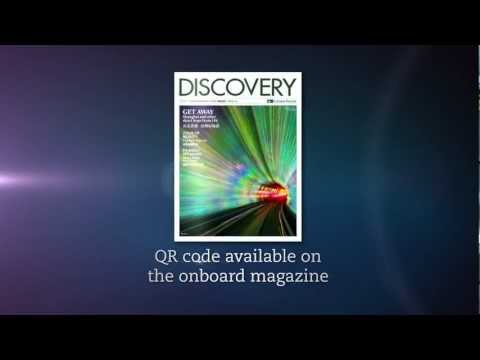 Cathay Pacific Digital Discovery Magazine