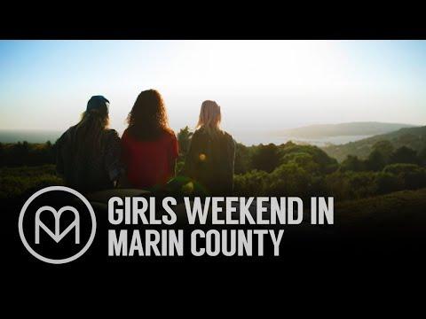 Girls Weekend in Marin County