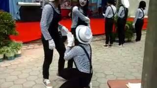 Pantomim & Dance (Aku suka kamu-Shae)