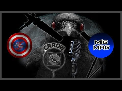 Flat Earth: Talk with Crrow777 & Johnny Cirucci: Control System and Solutions