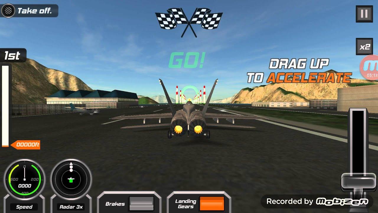 Flight pilot simulator 3d free part 1 youtube for Simulatore 3d