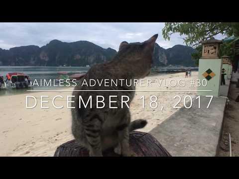 Vlog #30 - Touring around Phi Phi Islands