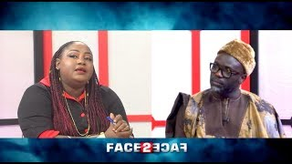 REPLAY - Face2Face - Invité : CHEIKH YERIM SECK - 21 Avril 2019