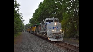 Union Pacific OCS with UP 1943