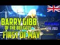 Barry Gibb Bee Gees First Of May Mythology Tour 2013 LIVE London O2 mp3