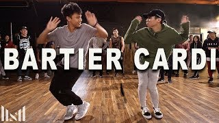 "CARDI B - ""Bartier Cardi"" Dance 