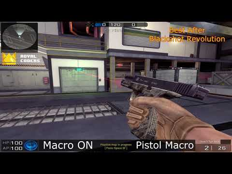 New BlackShot Macro Scripts No Recoil Snipe Global/Arena/SEA/Brazil (After revolution)