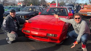 The Coolest Turbo Car You've Never Heard Of: 1988 Chrysler Conquest