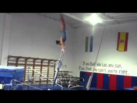 Doc Catches Her Jaeger! Wildfire Gymnast Level 10