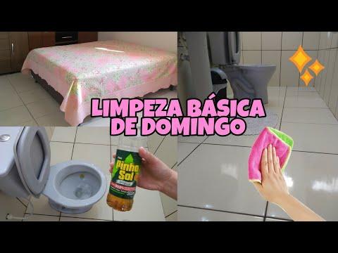 NOSSA ROTINA DE DOMINGO, AJEITANDO A CASA PRA SEMANA | Tati Barbosa thumbnail