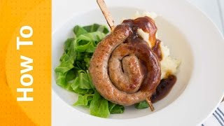 How To Make A Pinwheel Sausage