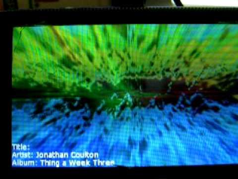 PSP Music Visualizer