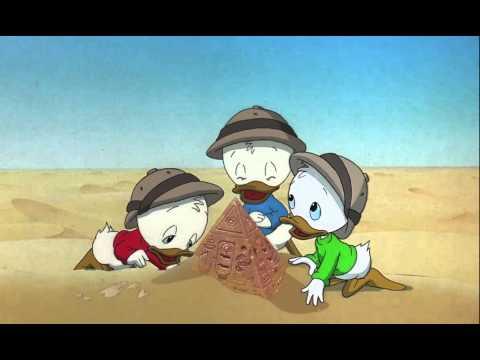 Утиные истории заветная лампа мультфильм 1990 актеры