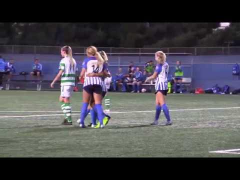 Girls Soccer: SC Blue Heat Vs Calgary Foothills