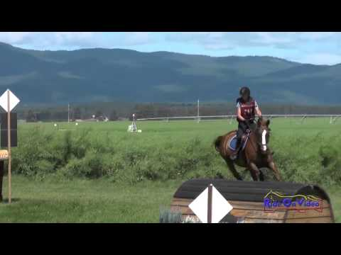 211XC Ione George On G Salsa T3D Cross Country The Event At Rebecca Farm July 2014