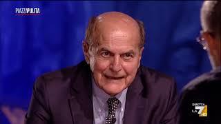 L'intervista integrale a Pier Luigi Bersani