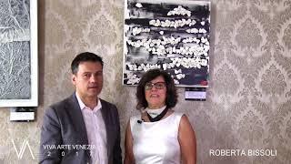 Roberta Bissoli Viva Arte Venezia 2017