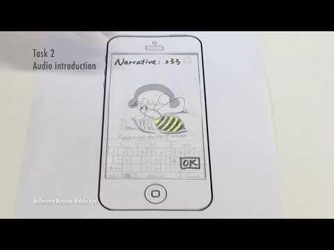 Coburgers | Melbourne Museum Mobile App Demo