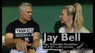 Jay Bell Yankees Milb Manager November Interview