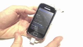 Samsung Galaxy Mini 2 Análisis Previo | goponygo.com