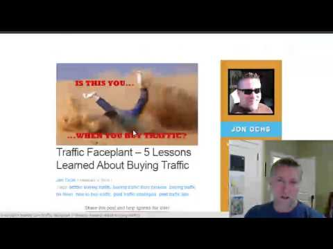 How To Buy Traffic To Your Website [CRUCIAL INFO]