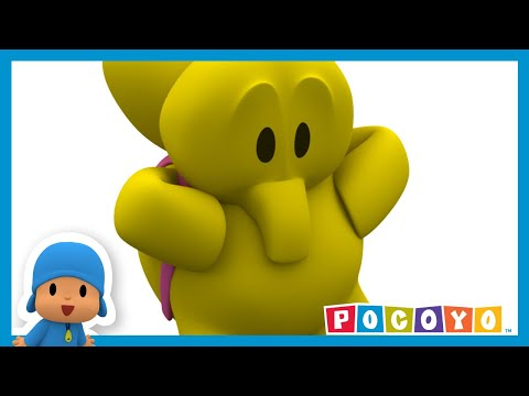 🕹 POCOYO In ENGLISH - Color My World 🕹 | Full Episodes | VIDEOS And CARTOONS FOR KIDS
