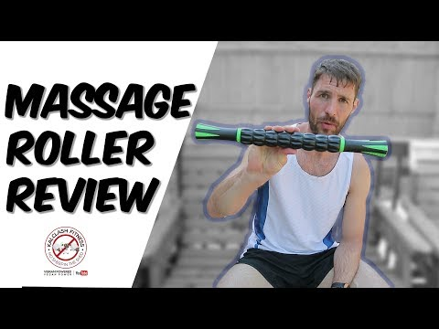 Massage Roller Stick Review For Running And Sports Recovery