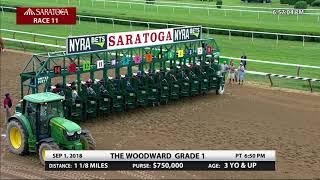 Yoshida - 2018 - The Woodward Stakes thumbnail