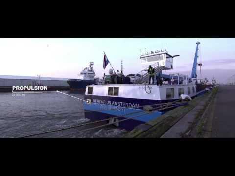MCT Lucassen - Barge operator Rotterdam (Mercurius shipping group)