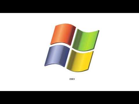 Microsoft Windows Logo Evolution