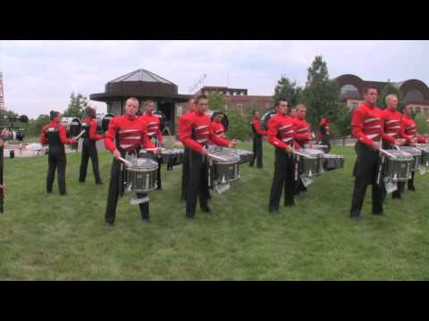 2009 Colts Drum Feature Quarters HD