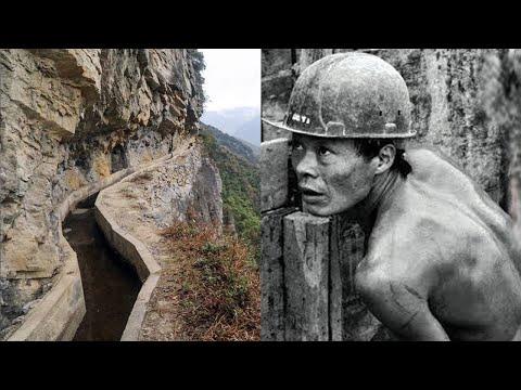 رجل صيني قضى حياته كلها يحفر في هذا الجبل .. وبعد مرور 36 سنة ادهش العالم  - نشر قبل 3 ساعة