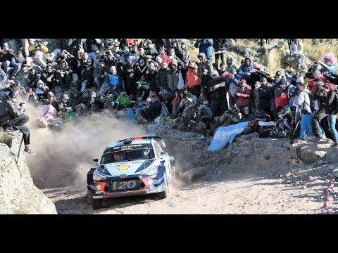 WRC7 : eSports WRC 2018 : Event #7 : Rally of Argentina