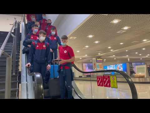 Saints On A Plane | U19 UEFA Youth League Travel Diary