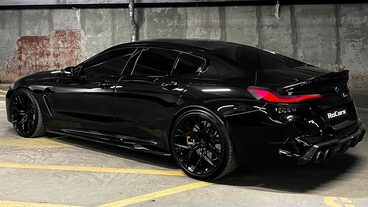 Download 2021 Akrapovic BMW M8 Gran Coupe - ULTRA Performance M8 here!