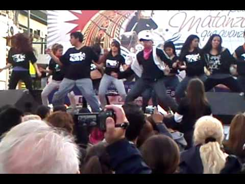 BAILE EN SAN JUSTO.mp4 Videos De Viajes