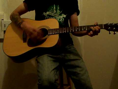 Living next door to alice-Smokie Cover Acoustic - YouTube