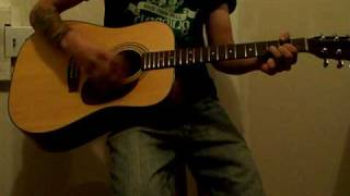 Living next door to alice-Smokie Cover Acoustic
