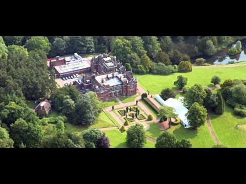 Keele Campus: Scale and Beauty