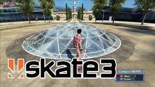 S.K.A.T.E. At The Blue Nipple w/ X7 Veytoe