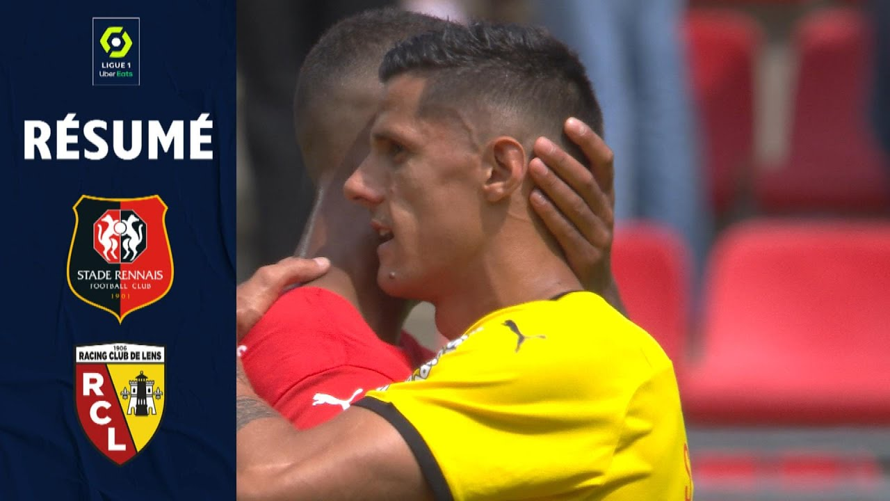 Download STADE RENNAIS FC - RC LENS (1 - 1) - Résumé - (SRFC - RCL) / 2021-2022