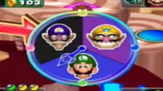 Mario Party 5: Part 3 - Wheel of Bad Fortune (RG100c)