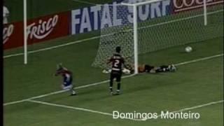 Fortaleza 4 (5) x 4 (4) Guarany (2010) - Decisão 1o. turno