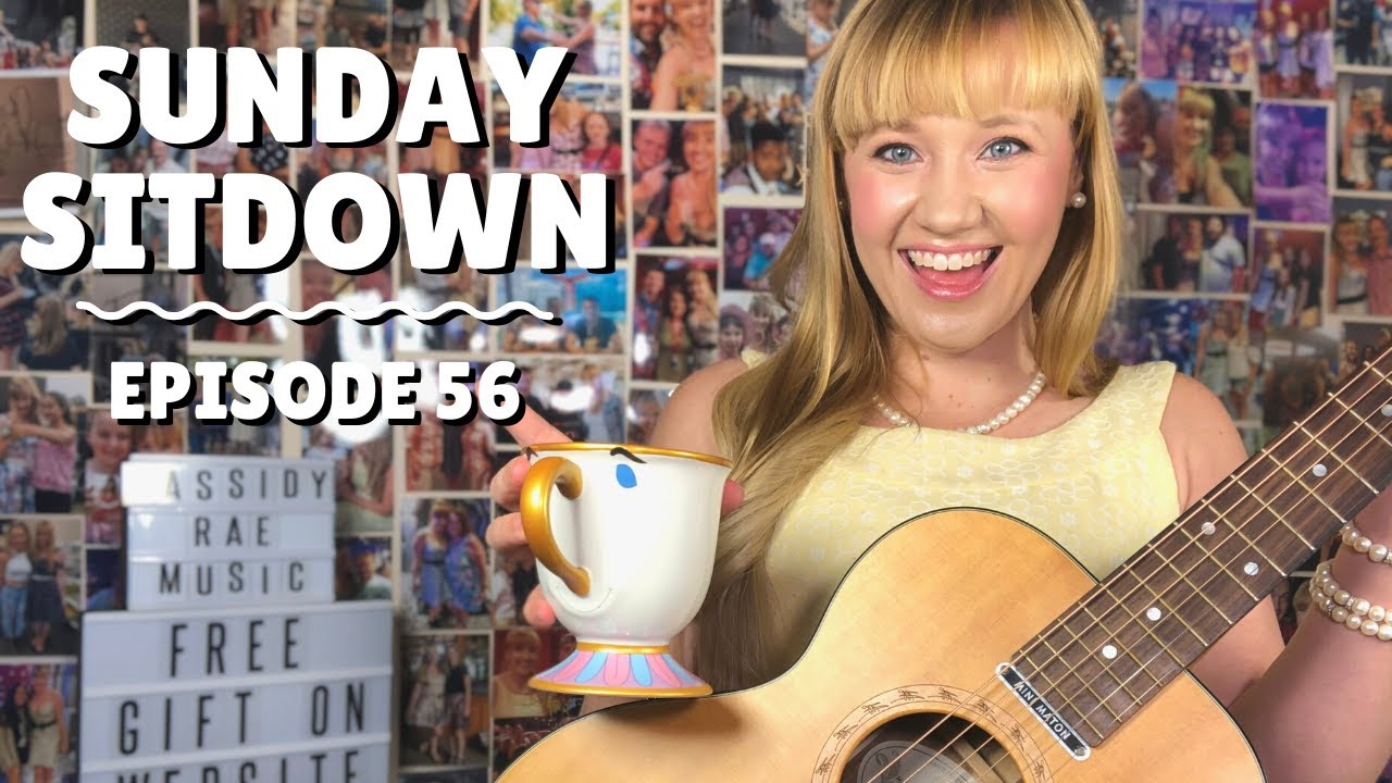 Sunday Sitdown ♡ Episode 56