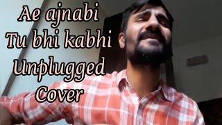 Ae Ajnabi Unplugged Cover by Subodhh Sharma | Dil Se | Udit Narayan