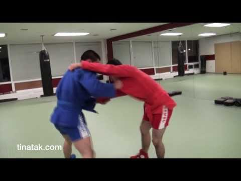 Sport and Combat Sambo in Ottawa - Tina Takahashi Martial Arts - Sean Macfadyen